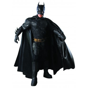 Mens Collectors Edition Batman Costume - Grand Heritage Collection