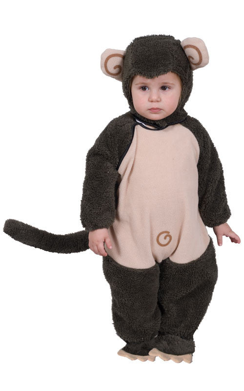 Infants/Toddlers Monkey Costume