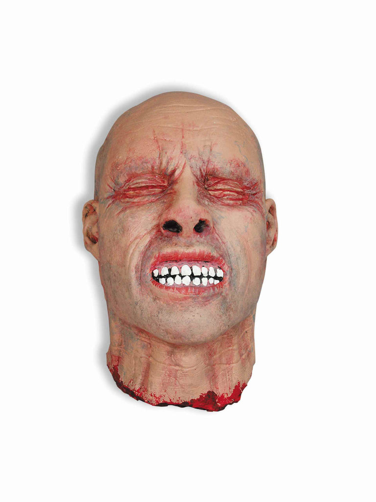 Cut Off Human Head Halloween Horror Prop