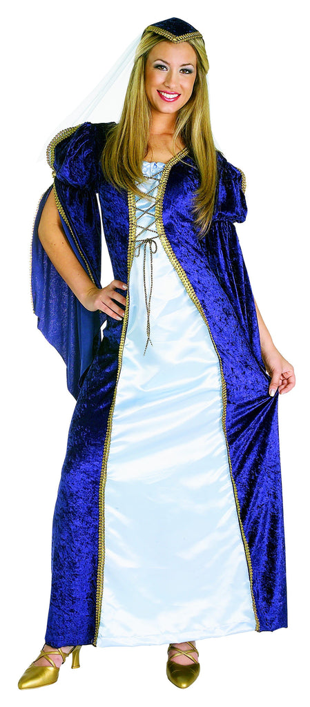 Womens Renaissance Juliet Costume