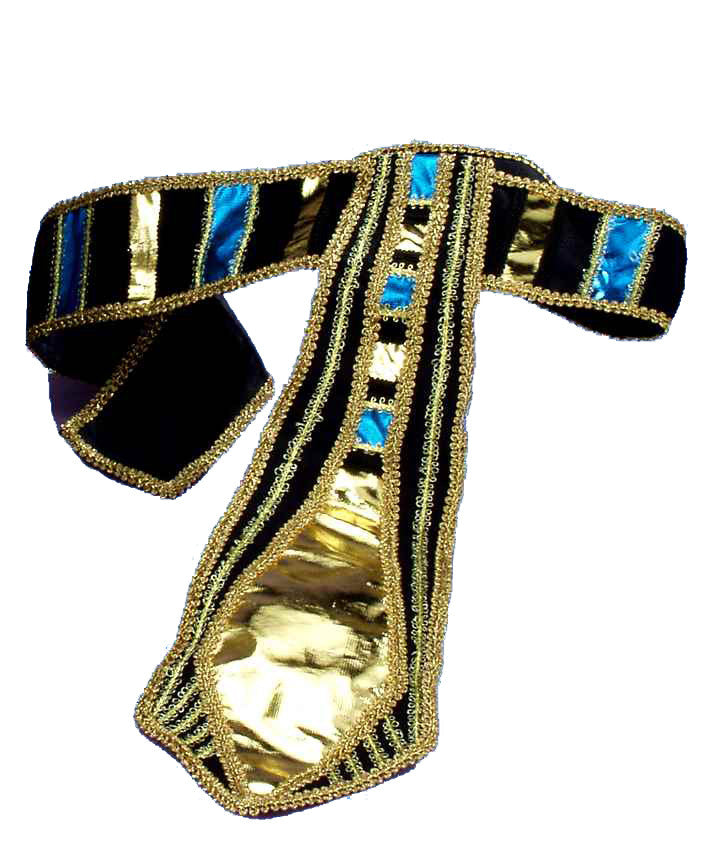 Egyptian Costume Belt Halloween Costume Accessories