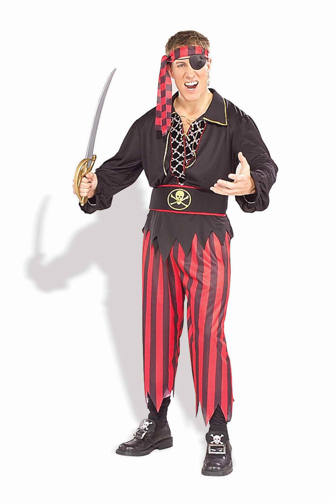Halloween Costumes Pirate Matie Adults Costume