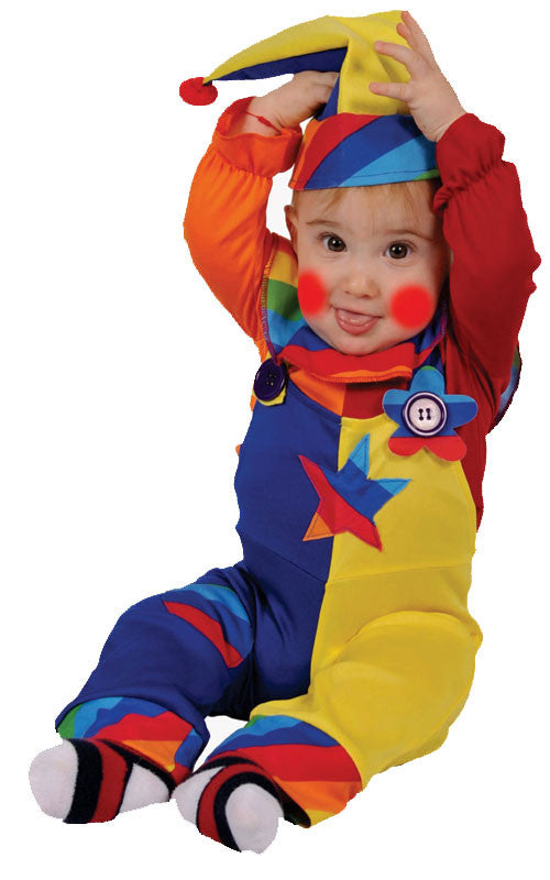 Infants/Toddlers Cutie Clown Costume