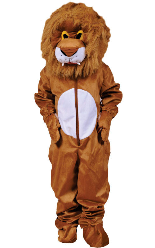 Kids/Toddlers Lion Mascot Costume