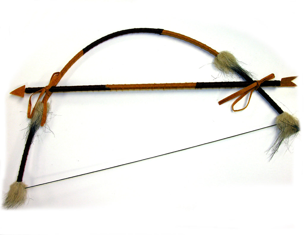 Native American Bow and Arrow Set