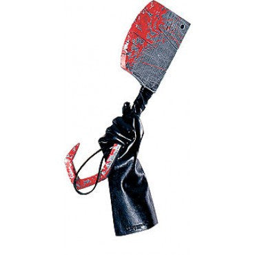 Bloody Butcher Cleaver