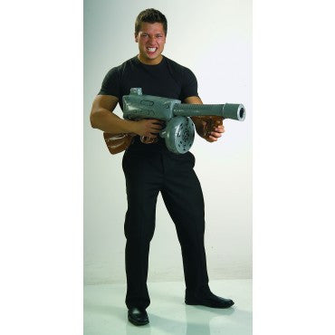 Jumbo Inflatable Machine Gun