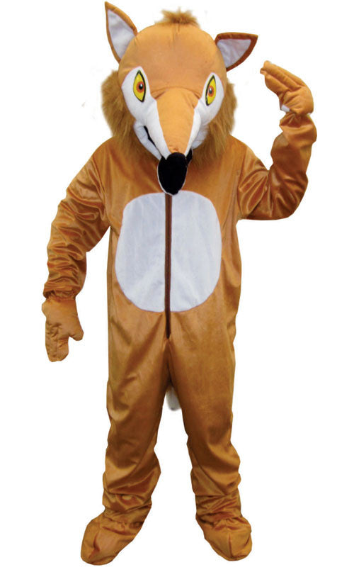 Adults Fox Mascot Costume