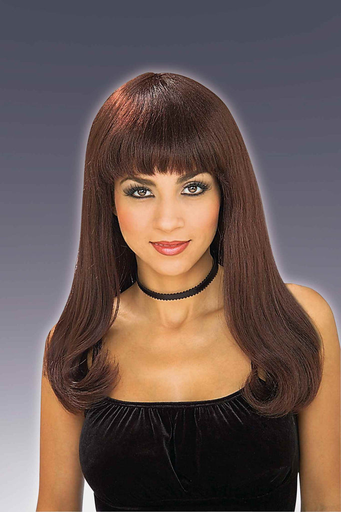 Costume Wigs Sexy Brown Halloween Wig