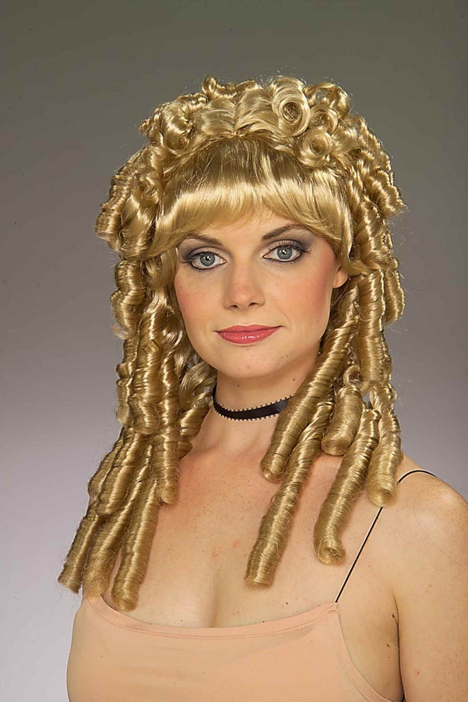 Costume Wigs Baloney Curls Wig