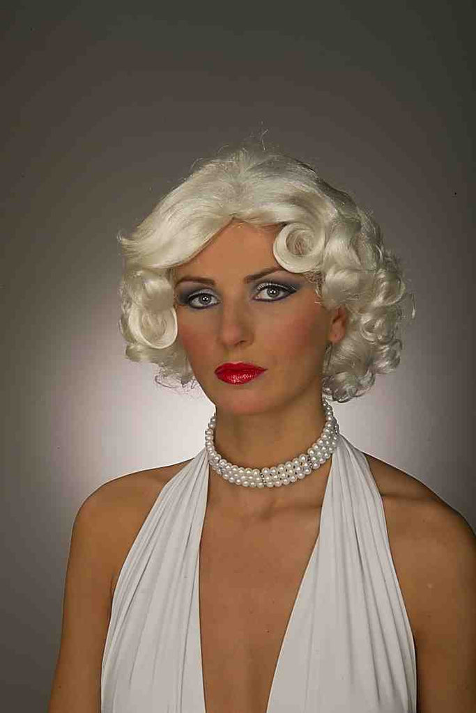 Costume Wigs Blonde Hollywood Halloween Wig