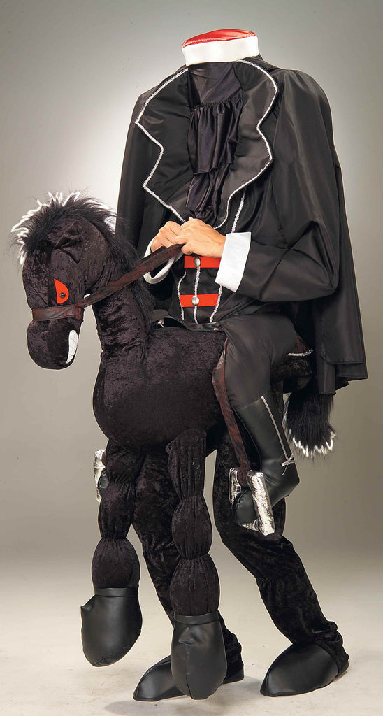 Funny Halloween Costumes Headless Horseman Costume Adults