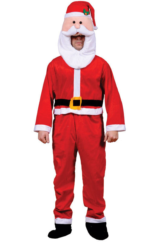Mens Santa Claus Costume