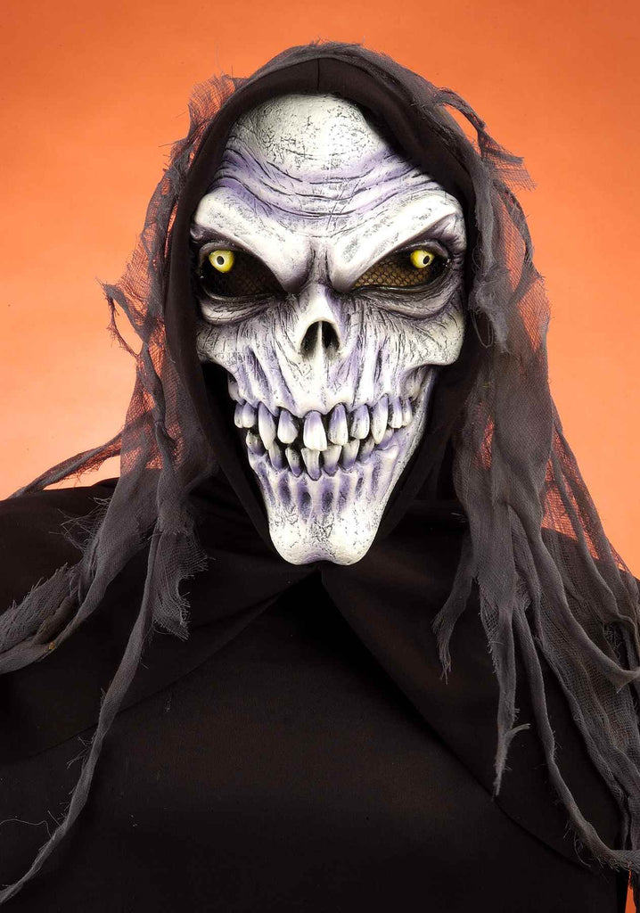 Halloween Masks Adults Hooded Corpse Costume Mask