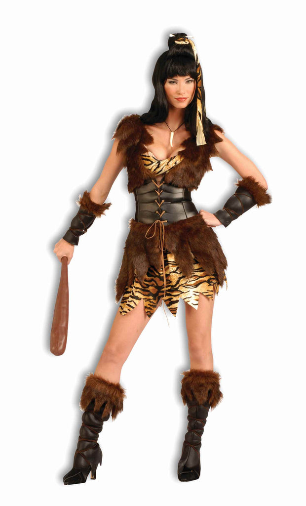 Halloween Costumes Cavewoman Furry Costume