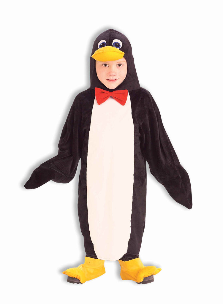 Toddlers Halloween Costumes Penguin Costume