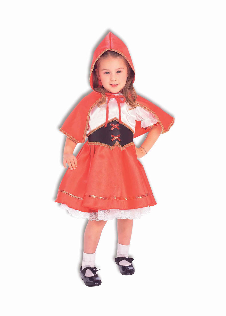 Halloween Costumes Toddlers Red Riding Hood Costume