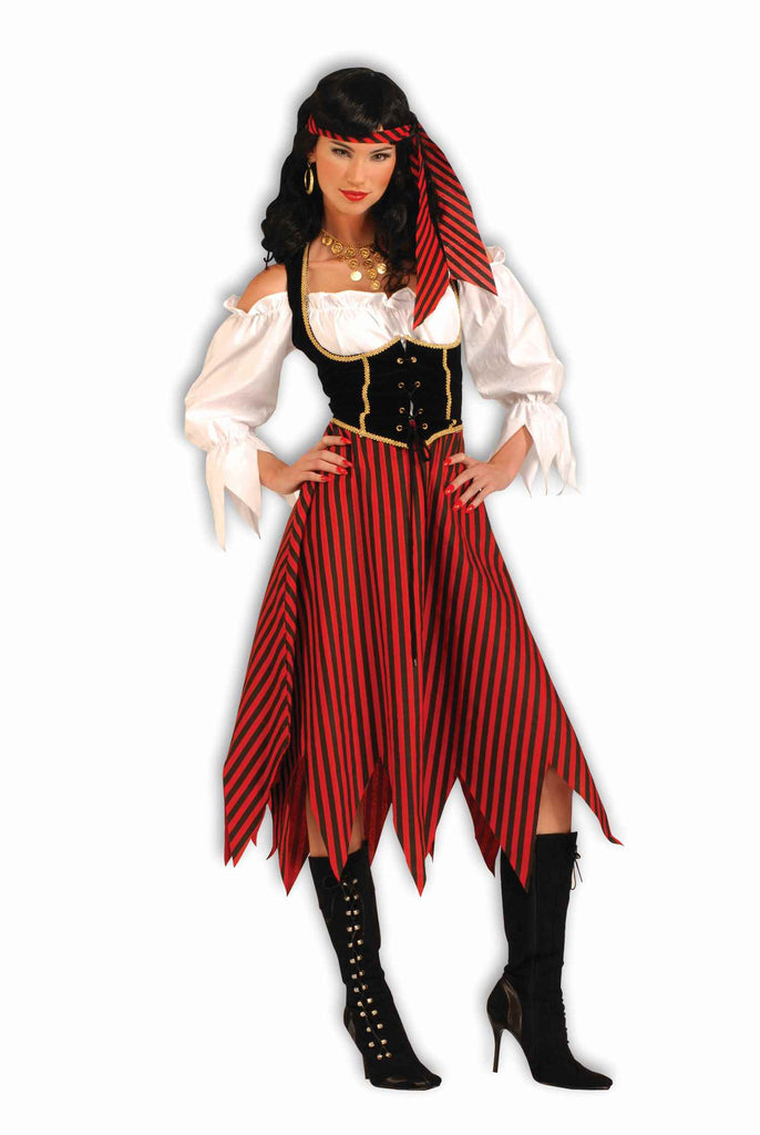 Priate Costumes Women's Pirate Halloween Costume