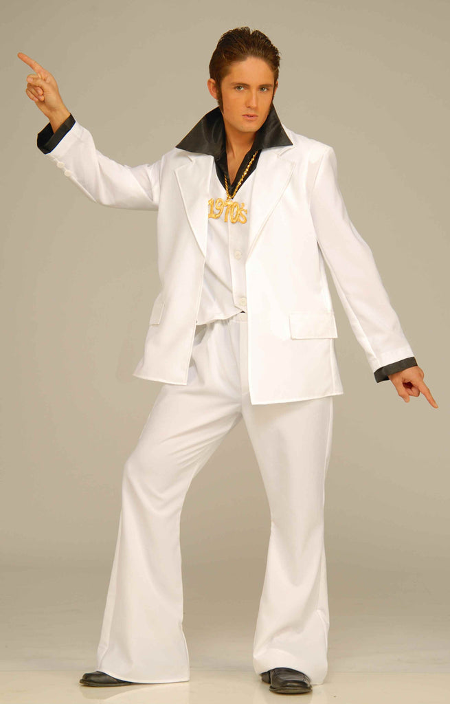 Halloween Costumes Disco Fever Men's Costume
