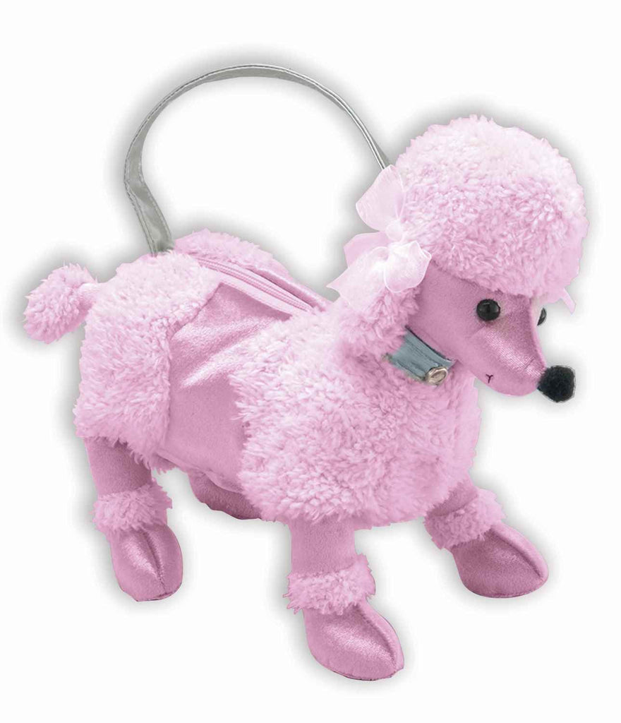 Costume Bags Poodle Hangbag
