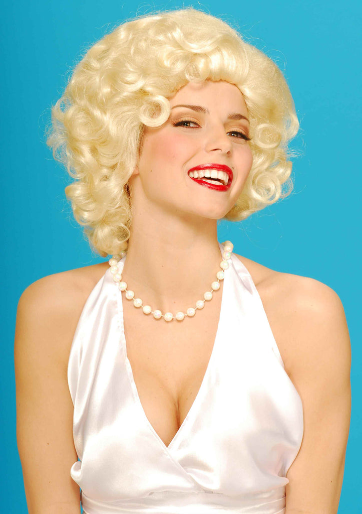 Costume Wigs Blonde Bombshell Wig