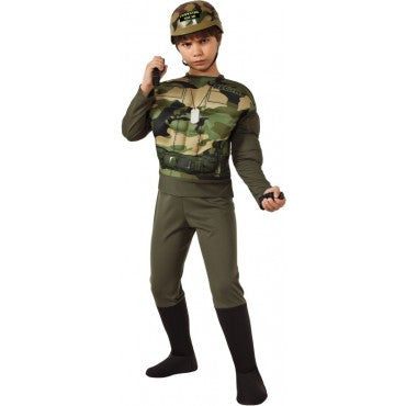 Boys Recon Costume
