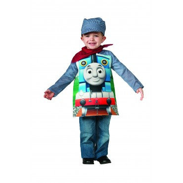 Boys Thomas the Tank Deluxe Thomas Train and Engineer Costume