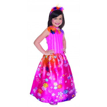 Girls Barbie Deluxe Alexa Costume