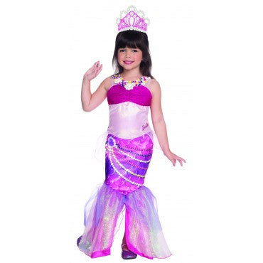 Girls Barbie Deluxe Lumina Costume