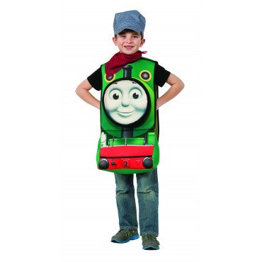 Boys Thomas the Tank Deluxe Percy Costume