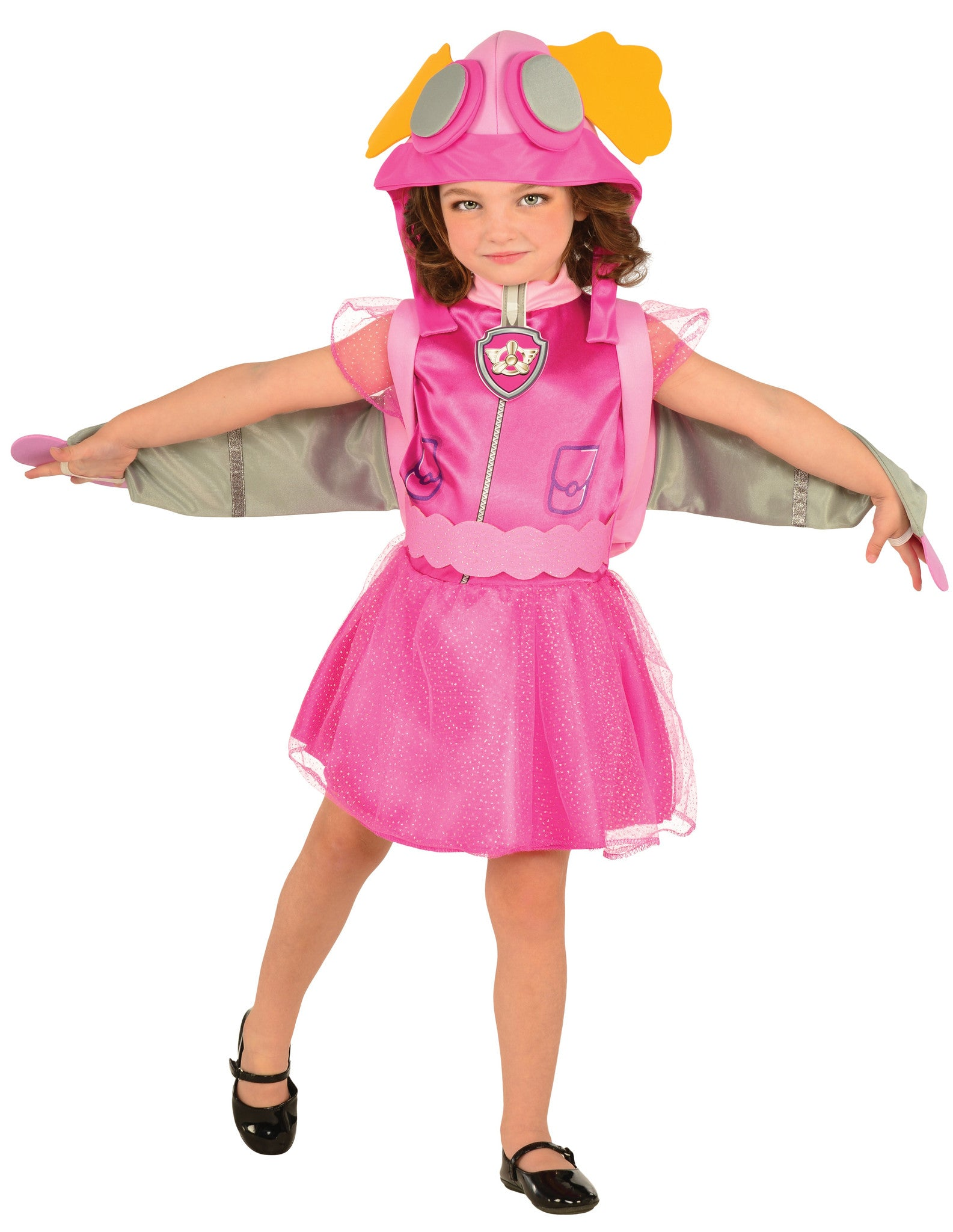 Girls Paw Patrol Skye Costume