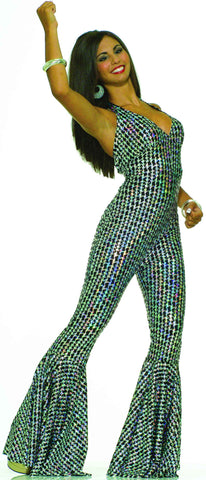 Womens Boogie Dancing Babe Costume