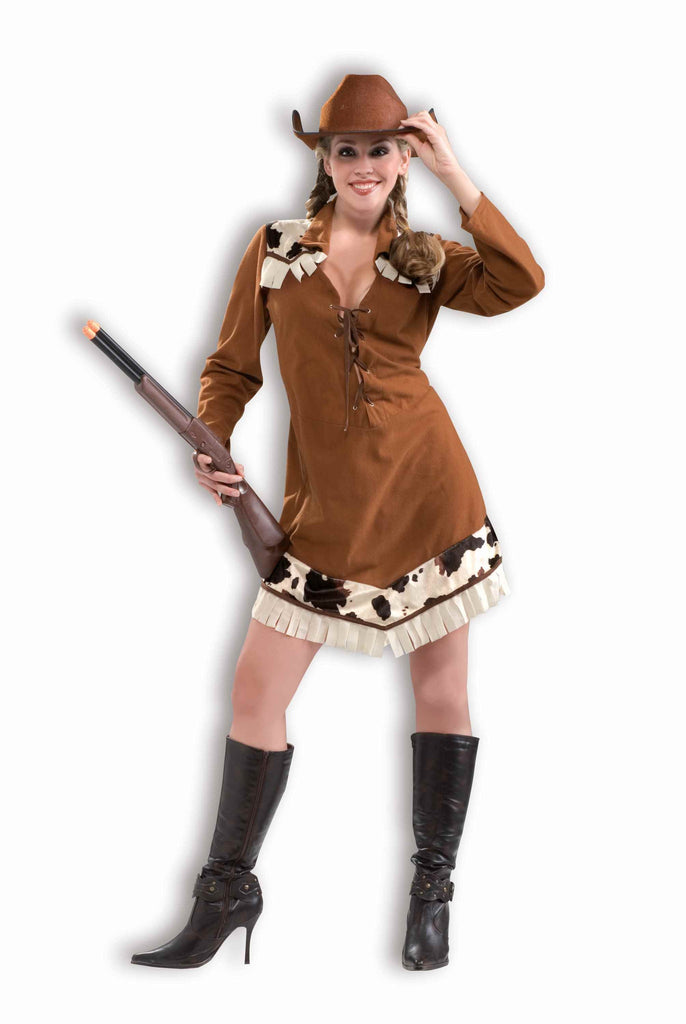 Cowgirl Halloween Costumes Adults Cowgirl Costume