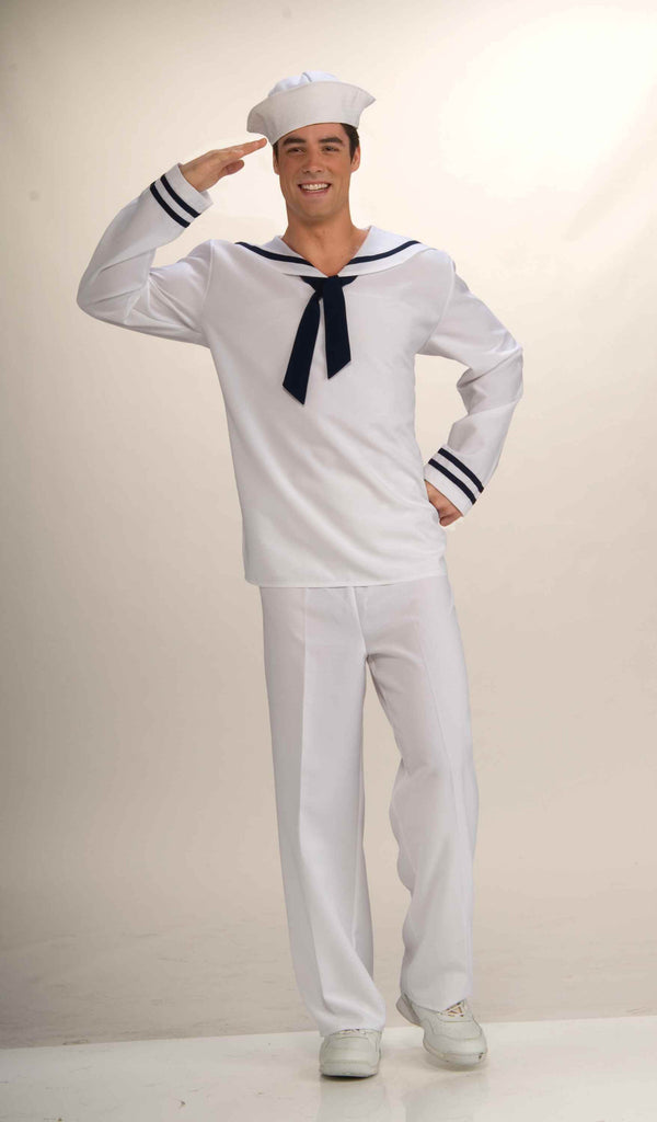 Halloween Costumes Navy Sailor Costume Adults