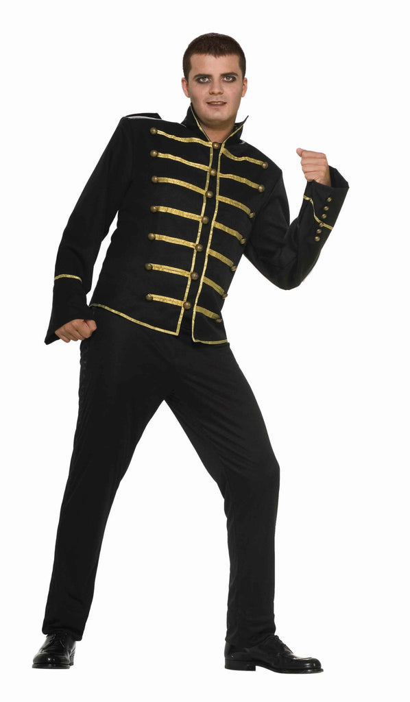 Halloween Costumes 80's Pop King Costume Adults