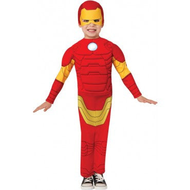 Toddlers Iron Man Costume
