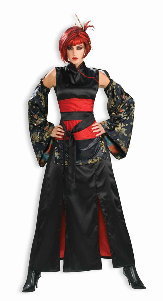 Hot Halloween Costumes Asian Woman Costume