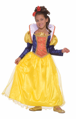 Girl's Snow White Costume Childrens Snow White