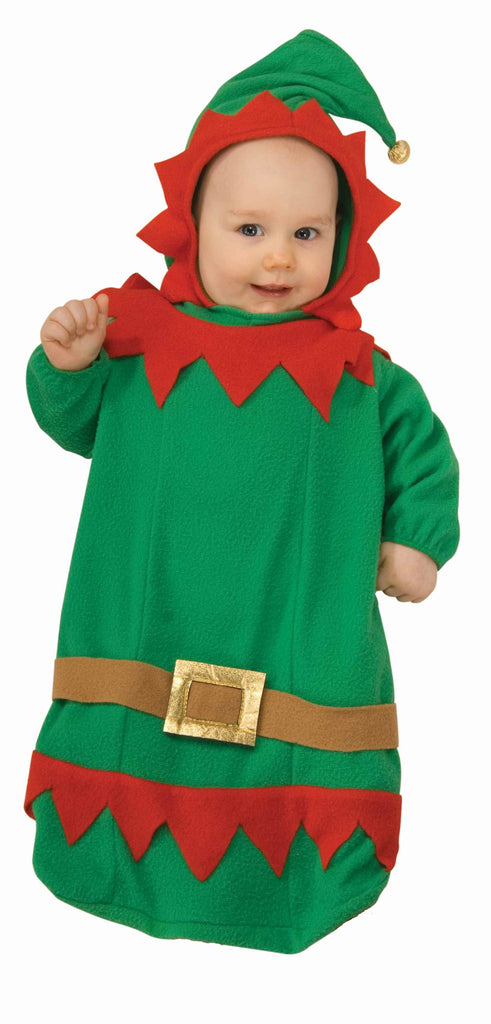 Newborn Christmas Elf Costume Buntings
