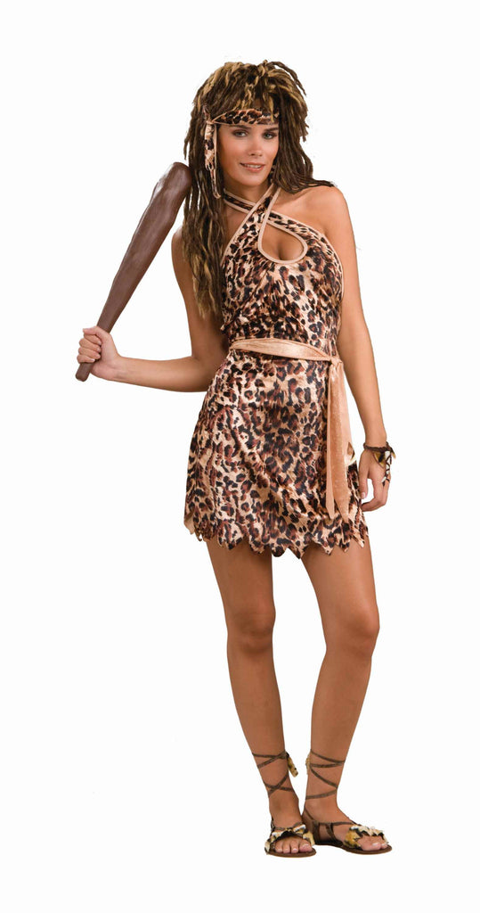 Sexy Cave Woman Costume for Adults