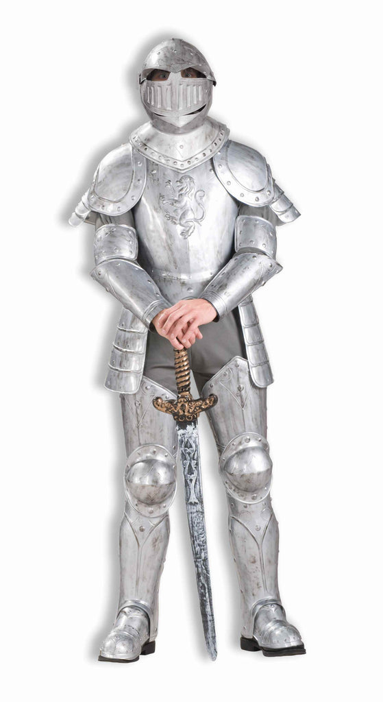 Shining Knight Costumes Men's Super Deluxe Knight