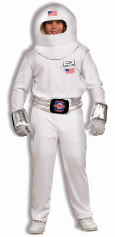 Mens Bare Butt Astronaut Costume