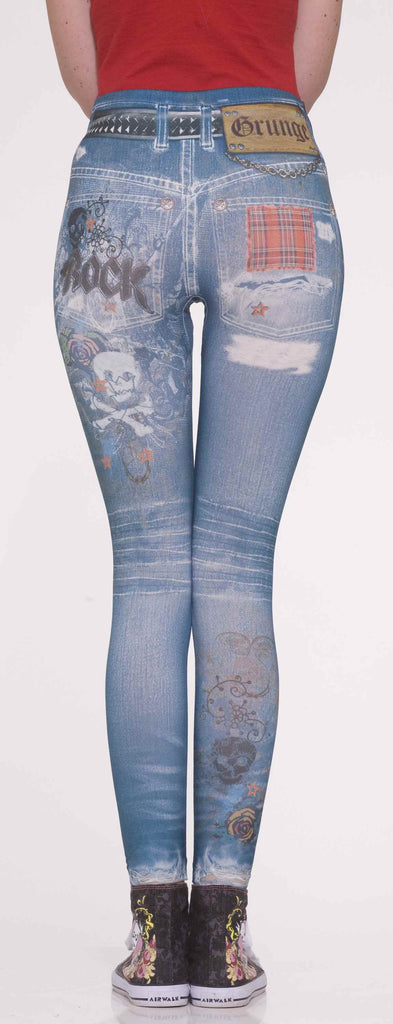 Women's Grunge Costume Pants