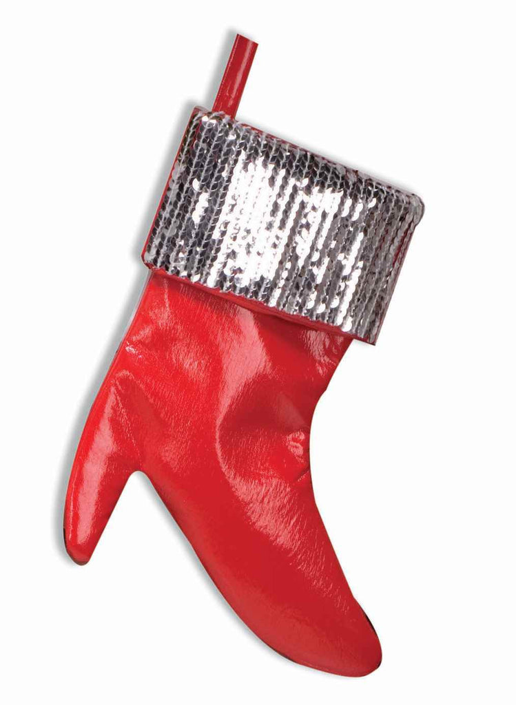 Mini High Heeled Christmas Stockings