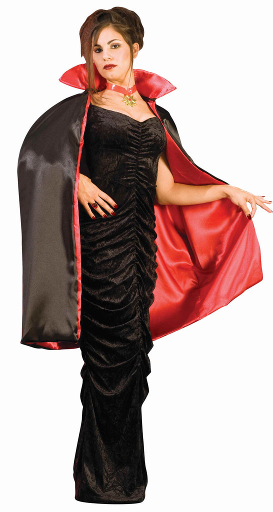 Vampire Costume Halloween Cape