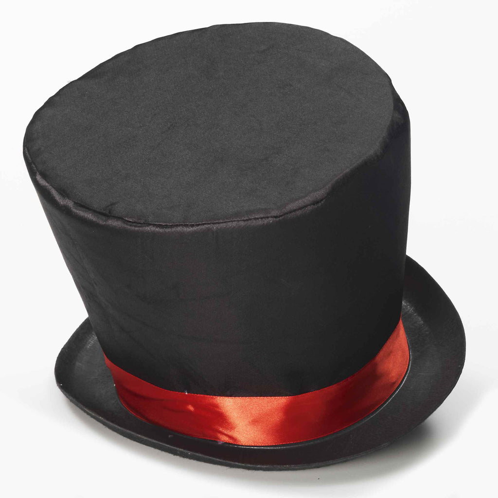 Halloween Mad Hatter Top Hat