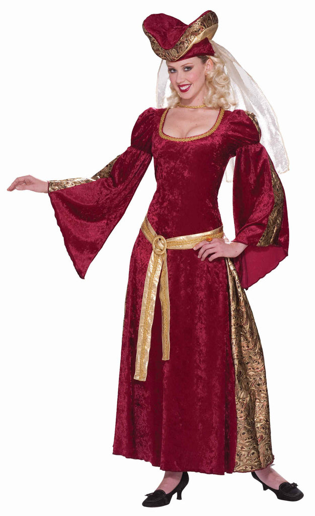 Royal Lady Anne Women's Costume