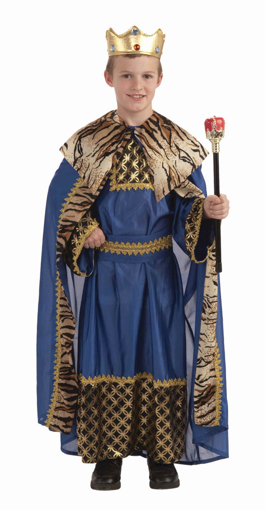 Deluxe Biblical Costumes Child Biblical King