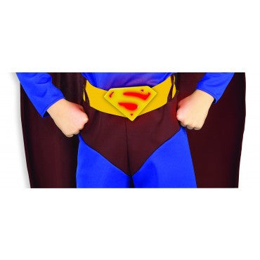 Boys Superman Light Up Belt