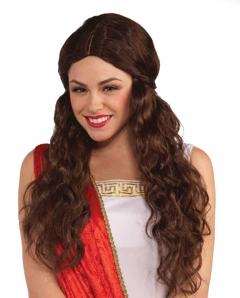 Love Goddess Costume Wigs Brown